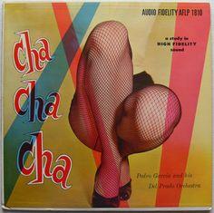 1960s+CHA+CHA+CHA+Pedro+Garcia+Orchestra+Campy+Kitsch+LP+record+album+vintage+vinyl+sleeve.JPG (960×956)