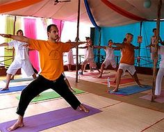 Himalaya Yoga Valley, Goa.  One of my fav places & people