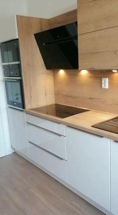 Kitchen Design Gallery, Kitchen Pantry Design, Luxury Kitchen Design, Home Decor Kitchen, Interior Design Kitchen, Cuisines Design, Kitchen Cabinets, Country Kitchens, Country Farmhouse