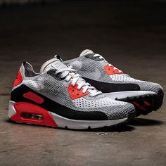 The Flyknit AM90 'Infrared' is riding in on the Air Max Day 2017 wave keep your eyes peeled. #sneakerfreaker #snkrfrkr #nike #airmax90 #infrared  via SNEAKER FREAKER MAGAZINE OFFICIAL INSTAGRAM - Fashion  Advertising  Culture  Beauty  Editorial Photography  Magazine Covers  Supermodels  Runway Models