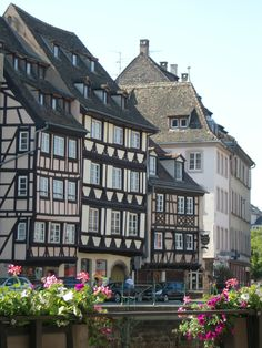 Strasbourg, France...I studied abroad here & miss it so much.