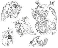 Xord Sketches