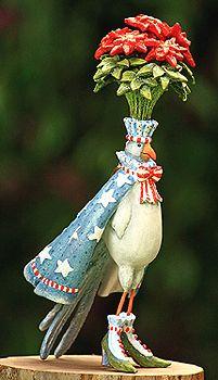 Krinkles Dove Ornament Sale!: Krinkles Dove Ornament. Resin. Gift boxed. 7