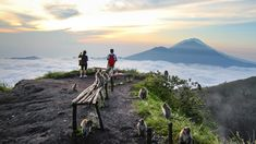 Amazing Mt. Batur Sunrise Trekking Imagine, you're standing on the top of the second most sacred active volcanic mountain of Bali. On the east, the sun rising smoothly with orange gold sky background. The lake view on the slope of the mountain, unspoiled air, and the warmth of the sunlight on your skin just a few experiences to mention.Let's escape from your busy and tight schedule, and experienced the adventure with us. The Mt. Batur Sunrise Trekking is a perfect way to go back to nature…