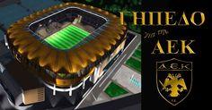 Δίνουν 20 εκατ. ευρώ για το γήπεδο της ΑΕΚ! | Defence-point.gr Birthday Candles, Athens