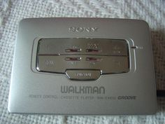 "The Sony WM-EX652 was considered one of the best cassette Walkmans of that year, along with a whole slew of features, like logic controls, blank skip, track repeat, and automatic music search, it also had Mega bass and ""Groove"" to enhance the sound"