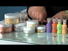 Basics of the Tonic Nuvo Embellishment Mousse - YouTube