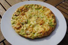 Tortilla (Spanish Omelette)