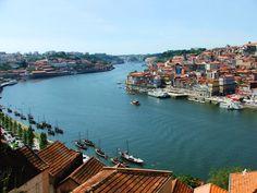 Rio Douro. Porto, Portugal