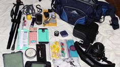 Being prepared for a day hike requires a good balance of what you need and what you want. Lifehacker reader Random Michelle strikes that balance with her bag.
