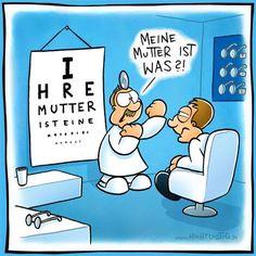 NICHTLUSTIG - So verkauft man Brillen :D