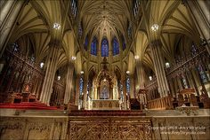 st. pat's cathedral nyc