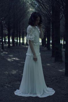 Crystal clear - My Valentine Vestido Sara Lage