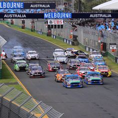 Albert Park 2015 Australian V8 Supercars, Albert Park, Ubs, Best Series, Melbourne Australia, Touring, Race Cars, Super Cars, Racing