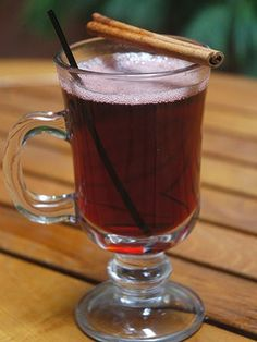 Mulled Wine hot drink recipes