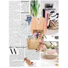 """Beauty, In A World Full Of Ugly"" by miss-abbey on Polyvore"