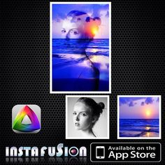"""Instafusion Is Now THE #1 Paid #iPhone #PHOTO & #VIDEO #APP! ------------------------------------------------- #Instafusion is a very cool new #image viewer. very Fast, unique and cross platform.Intended as a """"next-gen"""" image #blending viewer!!!  http://techblavision.com/index.php/InstaFusion/"""