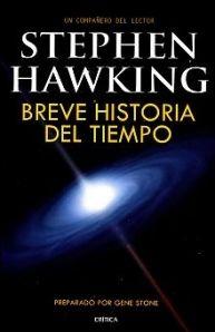 En el libro Hawking explica complejos temas relacionados con la cosmología, como el Big Bang, la teoría de supercuerdas o los agujeros negros. Pese a que se utiliza un lenguaje sencillo, el libro trata los temas con profundidad que os interesarán http://unadosisdelectura.blogspot.com.es/2015/05/resena-breve-historia-del-tiempo.html