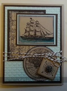 By Carole Parsons Stamp in' Up! Demonstrator