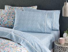 Hadley Flannelette Sheet Set | Bed Bath N' Table