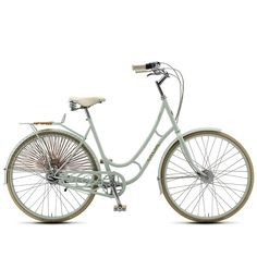 Juliett 7 Speed Lady Bike Green// My dream bike//