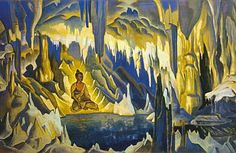 Nicholas Roerich, the Russian symbolist painter and explorer, was fascinated (some say obsessed) with the myth of Shambhala.