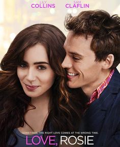 Télécharger ou Lire en Ligne Love, Rosie Livre Gratuit (PDF ePub - Cecelia Ahern, The basis for the motion picture starring Lily Collins and Sam Claflin! What happens when two people who are meant to. Sam Claflin, Lily Collins, Grey's Anatomy, Movies To Watch, Good Movies, Girly Movies, Love Rosie Movie, Christian Cooke, Romance Movies