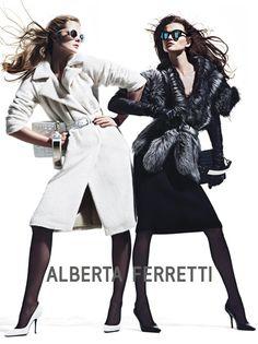 Alberta Ferretti F/W '12 ad campaign