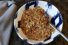 Easy Homemade Granola Recipe from Scratch