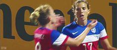 love Soccer Gifs, Us Soccer, Tobin Heath, Soccer Boots, Sports Memes, Soccer Training, Professional Women, One Team, New Kids