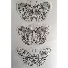 57 Best Traditional Tattoo Flash Butterfly Images Traditional
