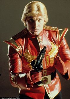 Flash Gordon Uniform