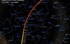 Arriva la Cometa di Natale Catalina Spazio La Cometa di Natale C/2013 US10 Catalina, scoperta il 31 ottobre 2013 e scambiata inizialmente per un asteroide, ha fatto capolino nei nostri cieli notturni, soltanto gli amici australi hanno a #natale #cometa #spazio