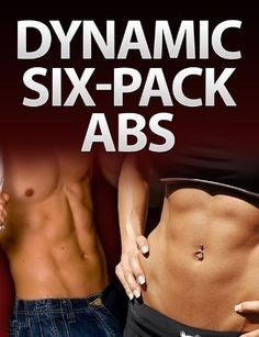 How To Get Dynamic Six-Pack Abs $3.97 six-pack-abs work-it-out eneidadkr inspiration flat-stomach abs