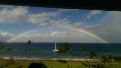 View from our room at Makena Resort