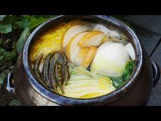 겨울 동치미 담그는 법 시원하고 맛있는 동치미 만드는 법 (염도, 소금비율, 황금레시피) - YouTube Korean Food, Kimchi, Food Design, No Cook Meals, Cooking, Recipes, Kitchen, Korean Cuisine, Recipies