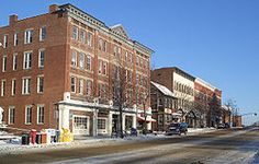 Downtown Amherst | Hampshire County, Massachusetts