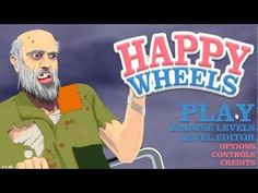 Happy Wheels is a fun free game that's kind of gory, but pretty fun