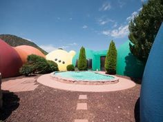 House of the Week: Colorful Domes in Sedona - Zillow Porchlight