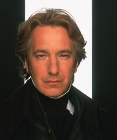 Rest easy, Alan Rickman. What a beautiful man!