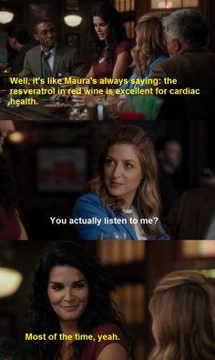 "Rizzoli & Isles Season 3 ""Love the Way You Lie"""