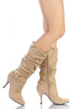 remind to myself - stop buying black boots! you have 4 pairs already & zero brown boots! this year get boots in shades of brown!!