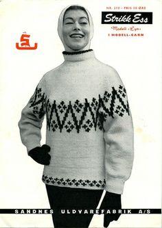 Lyn 310 - Designeren Unn Søiland Dale