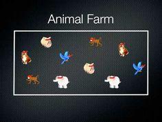 Gym Games - Animal Farm