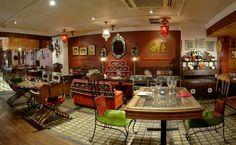 Chor Bizarre India's Restaurant from http://LondonTown.com