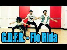 GDFR - Flo Rida Dance | @MattSteffanina ft Bailey & Kenneth (B-day Shout Out) - YouTube