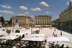 La Place Stanislas, the most beautiful square in the World (UNESCO World Heritage)