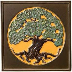 Rookwood Pottery, Tree of Life | $150.00
