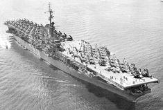 USS Essex (CV-9), Essex class