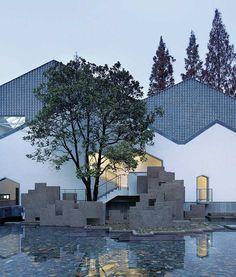atelier li xinggang / jixi museum, anhui province   绩溪 博物馆 博物馆 设计